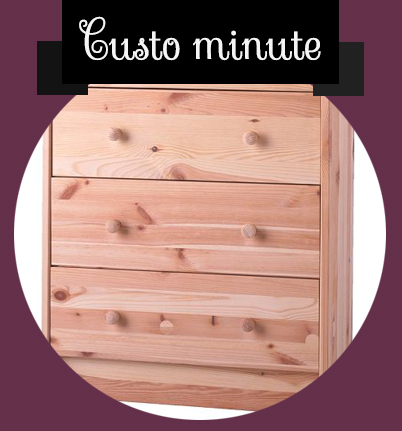 DIY : customiser une commode Ikea RAST