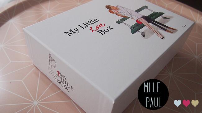 My little box Février 2014 : My little Love Box