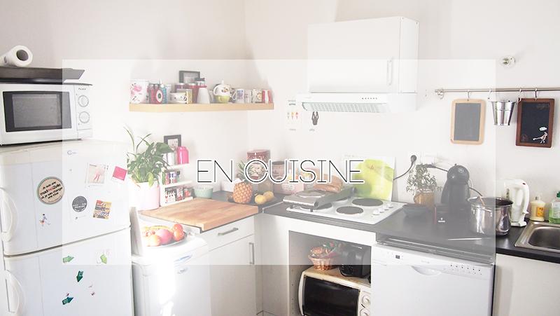 Un petit tour en cuisine