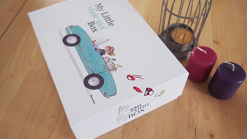 My little box de Mai : My little Week-end Box