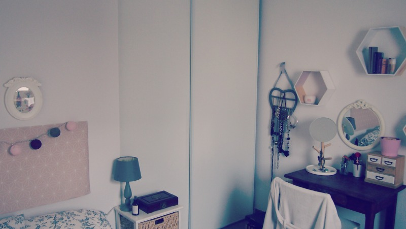 La chambre toute douce
