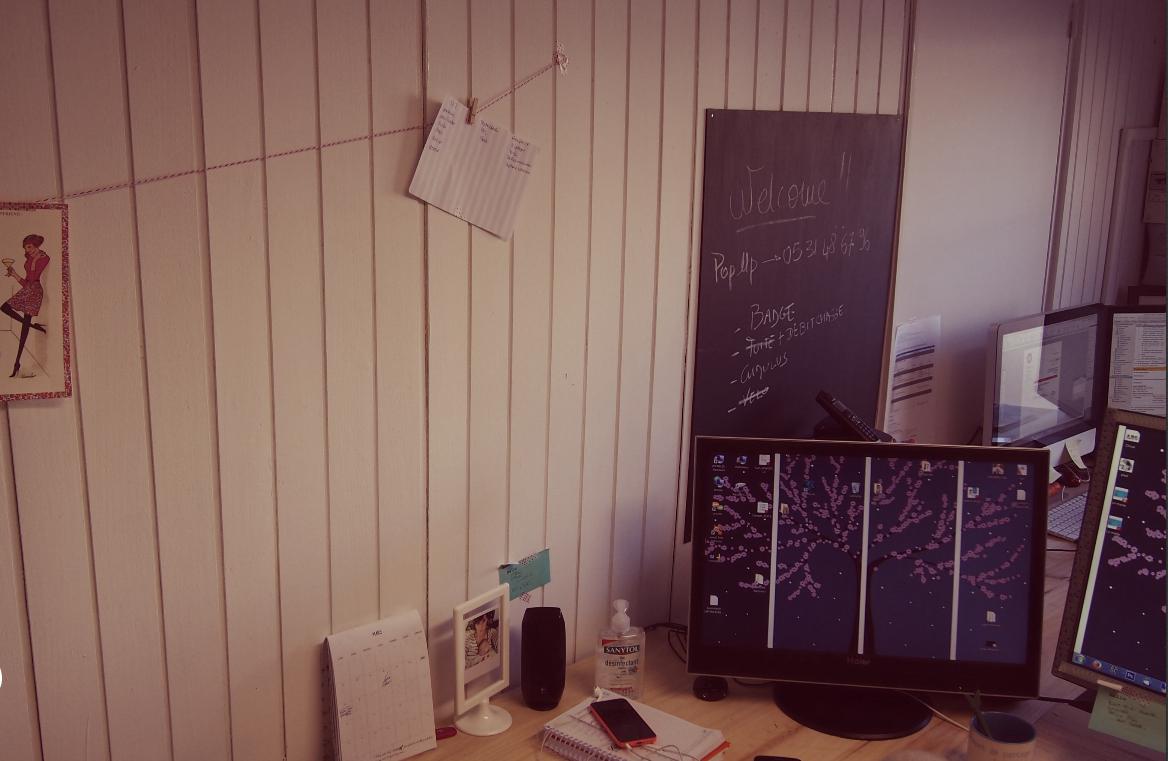 Jai testé : le coworking en bureaux partagés