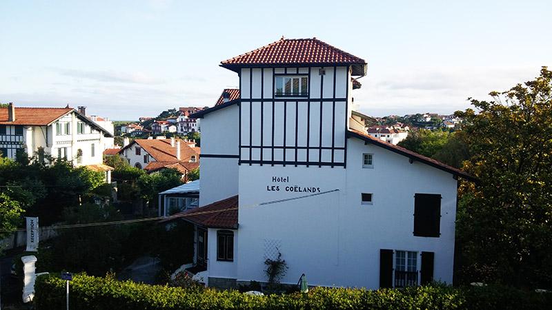 [Concours] Week-end au Pays Basque à l'hôtel les Goelands – Saint Jean de Luz