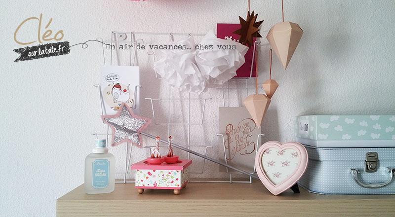 La jolie boutique #1 : Cleo sur la toile (Concours & bon plan inside)