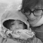 Le col d'Aspin et sa première fois à la neige