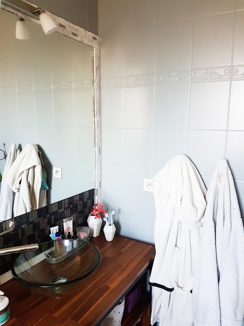 Avant/Après : Salle de bain à moins de 600€