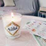 Zoom sur My Jolie Candle