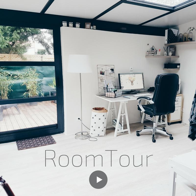 Travaux veranda #3 : roomtour vidéo !
