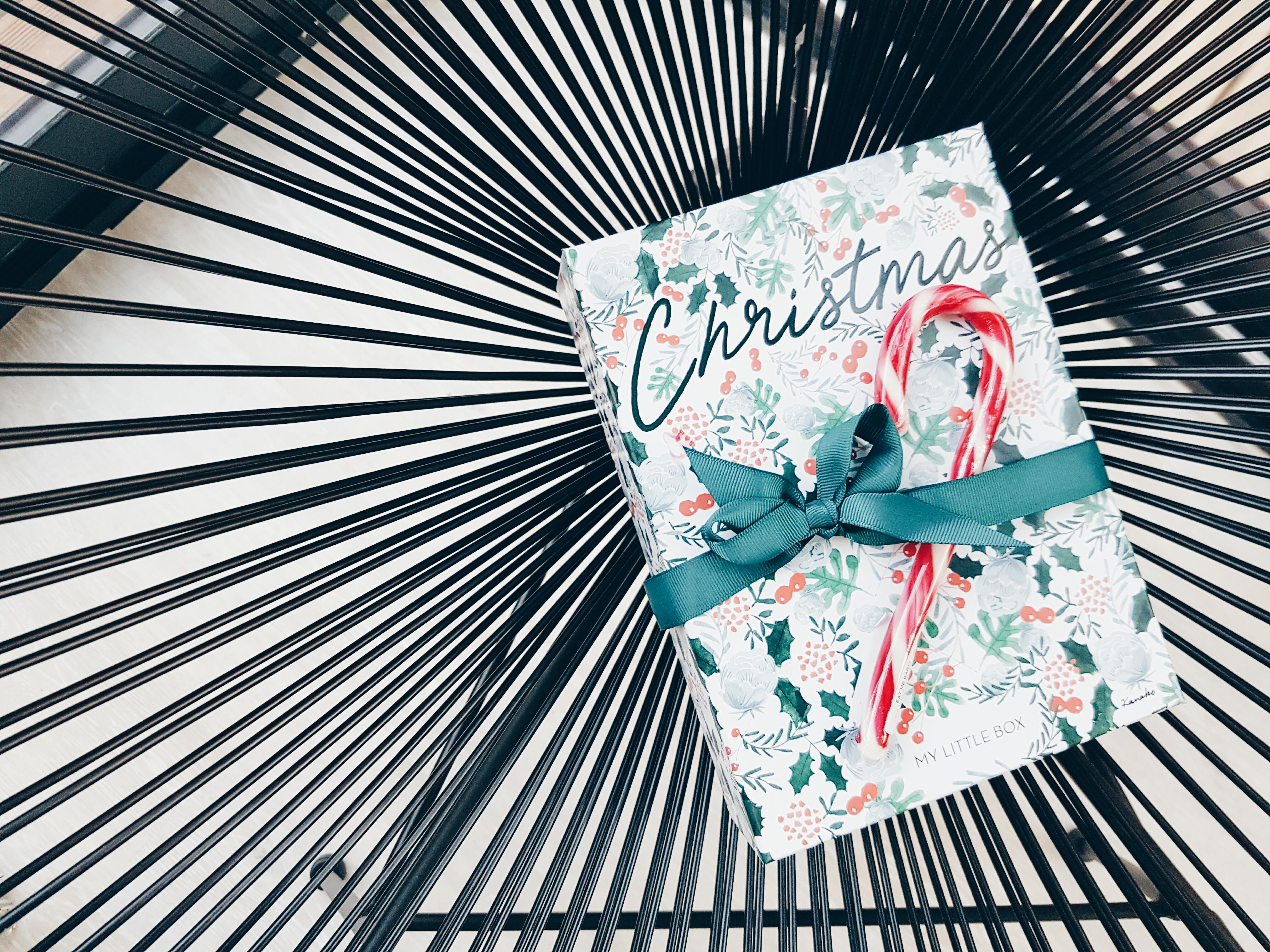 My little christmas box décembre 2016