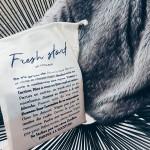 My little box Janvier 2017 : Fresh Start