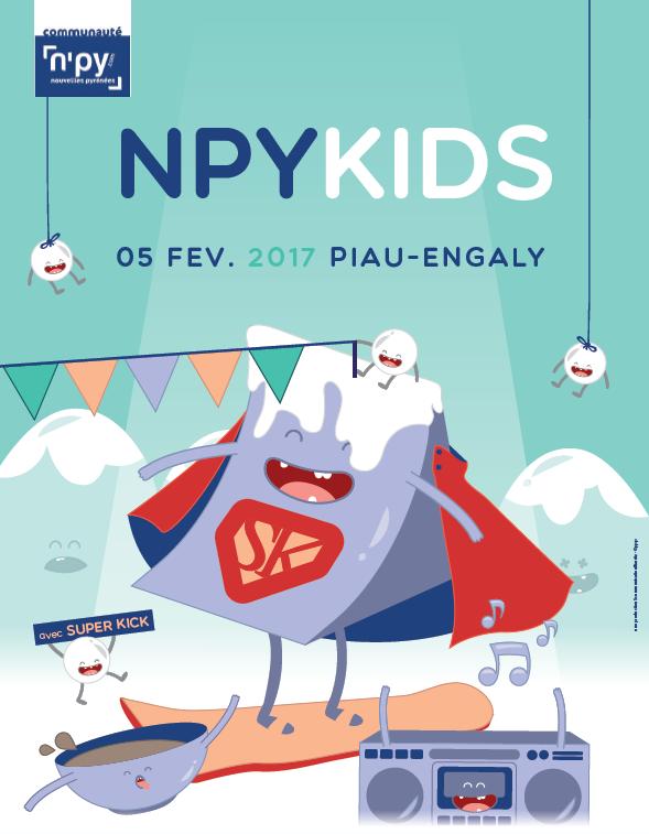 Événement – N'PY KIDS le 05/02/2017