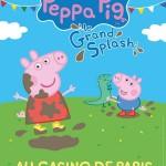 Peppa Pig à Toulouse le 25/02/2017