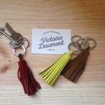 Porte clef Victoire Daumont