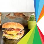Mon burger chez O Fait Maison et AlloResto !