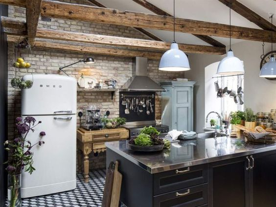 10 cuisines canons rep r es sur pinterest mllepaul. Black Bedroom Furniture Sets. Home Design Ideas