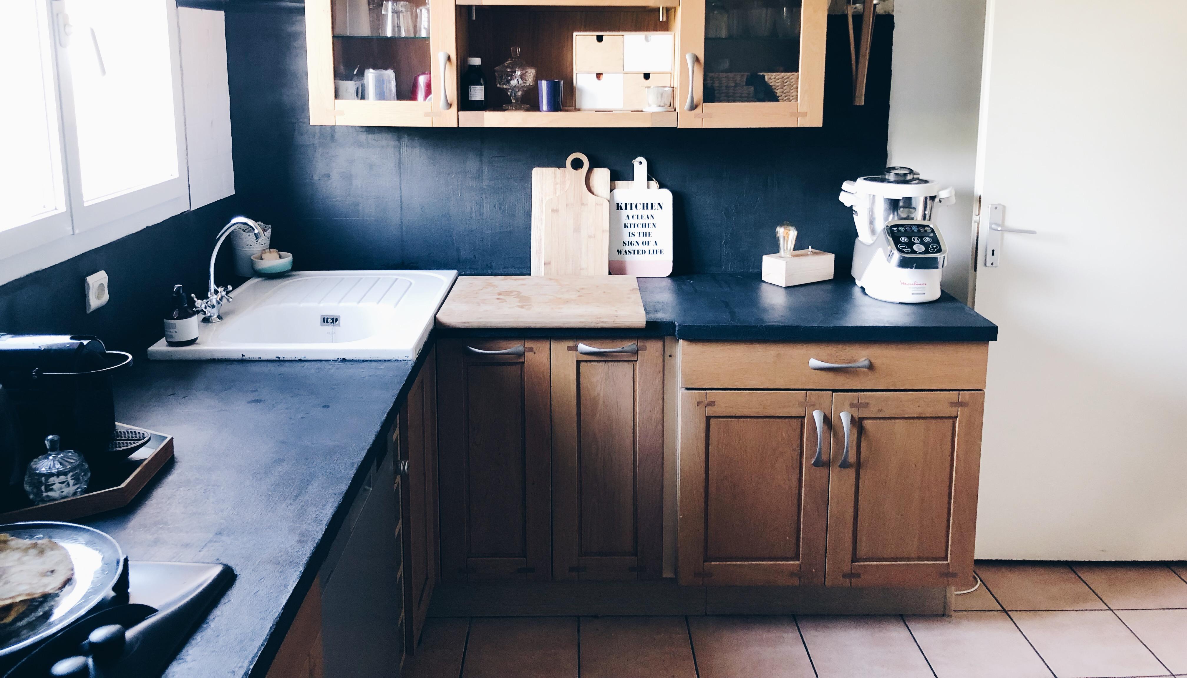 Rénovation de la cuisine #3 : avant/après déco !